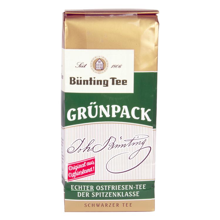 爱德莉 德国原装进口 精制传统绿色袋装红茶250g