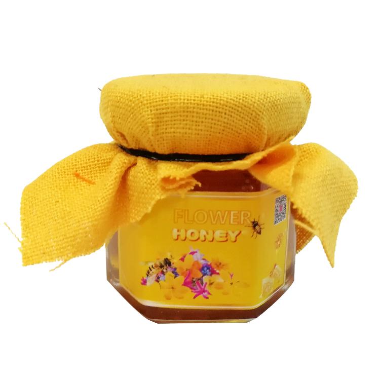 圣主山 百花蜂蜜瓶装