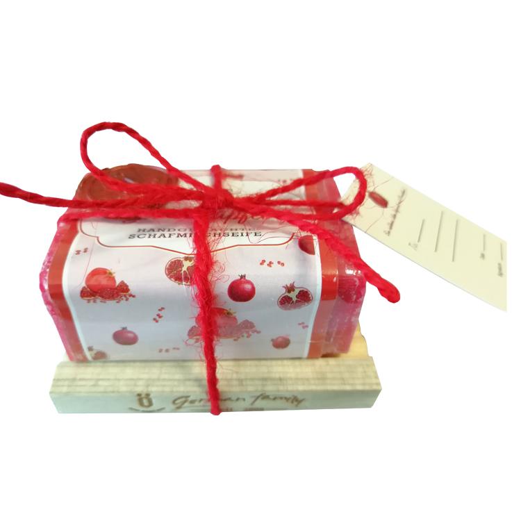 美茵河石榴手工羊奶皂