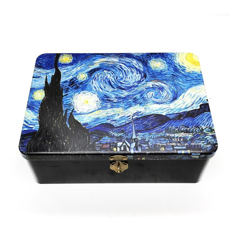 中秋巧克力月饼礼盒6盒装